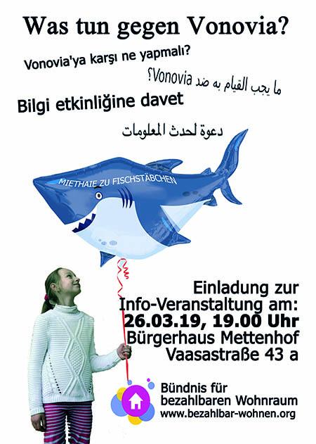 Veranstaltung zu Vonovia Kiel Mettenhof