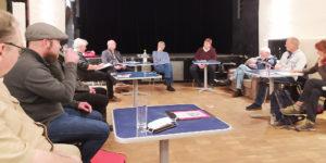 Bündnis trifft KiWoG Geschäftsführer